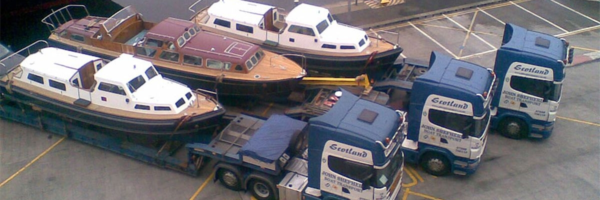 John Shepherd Boat Transport
